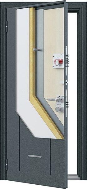 Входные двери  торекс супер омега 7,8,9