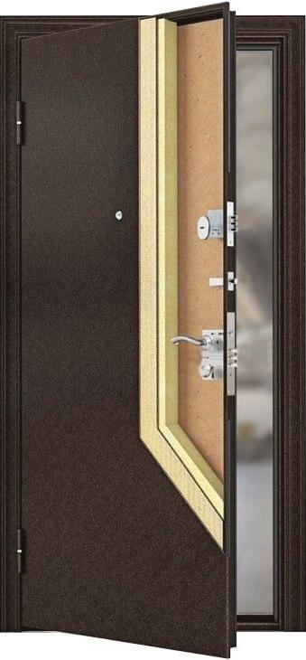 Входные двери  торекс супер дельта